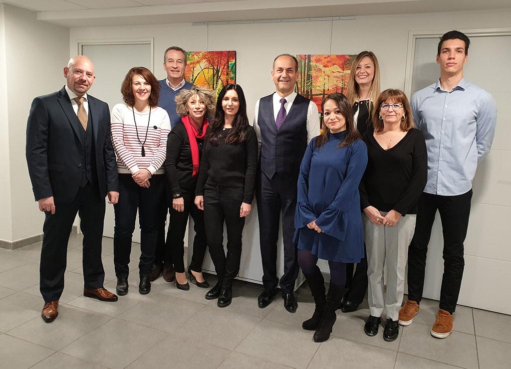 L'équipe du Cabinet SOFIA EXPERTISE