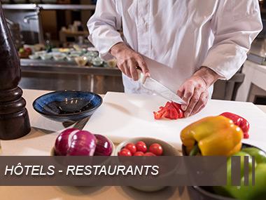 Hôtels – Restaurants
