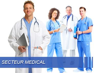 Secteur médical
