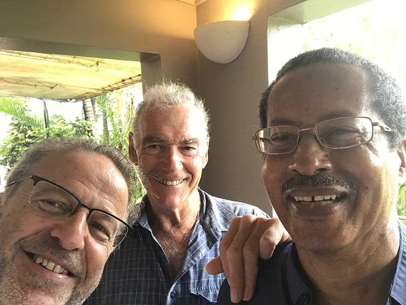 Bienvenue à notre nouvel associé Martiniquais